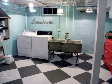 redoing a basement 5 ways to redo a basement laundry room