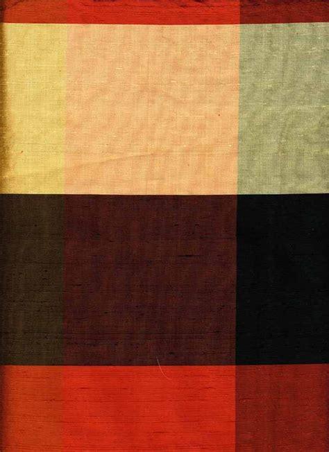 red buffalo check upholstery fabric kravet duppioni silk buffalo check red black brown drapery