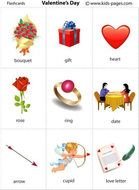 valentines card esl 159 best images about anglais on
