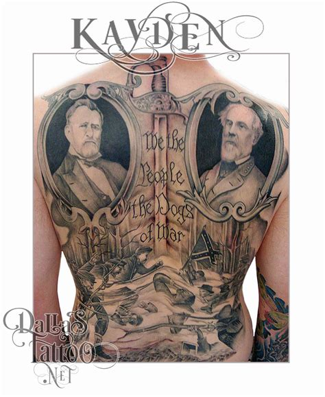 dallas tattoo artist kayden digiovanni