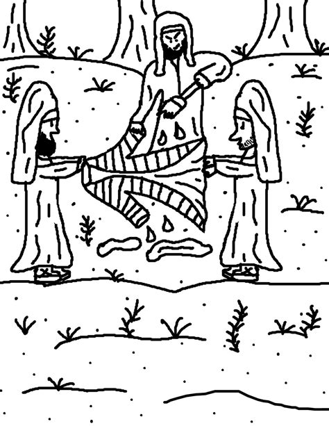 coloring sheets joseph coat many colors josephs coat of many colors coloring pages