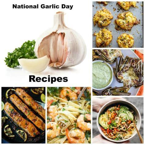 national garlic day vicki odell