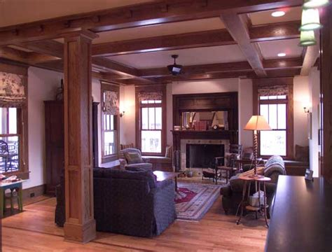 craftsman style home interiors craftsman home ideas on craftsman