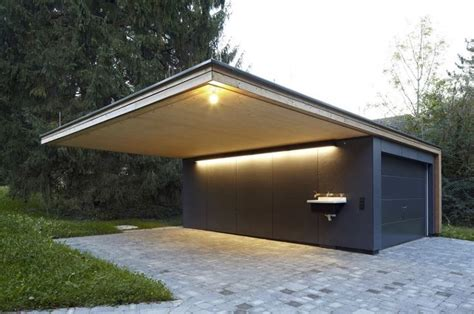 Flat Roof Overhang Cantilever Roof Overhang Search Guest House
