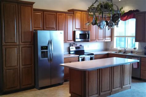 kitchen cabinet refacing phoenix phoenix arizona kitchen cabinet transformations grapevine