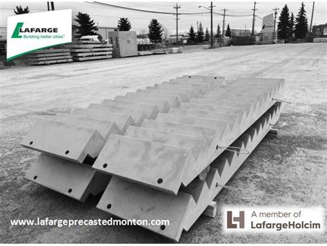 Precast Concrete Stairs Design Precast Concrete Staircase Designs By Lafarge Precast Edmonton Lafarge Precast Edmonton Alberta