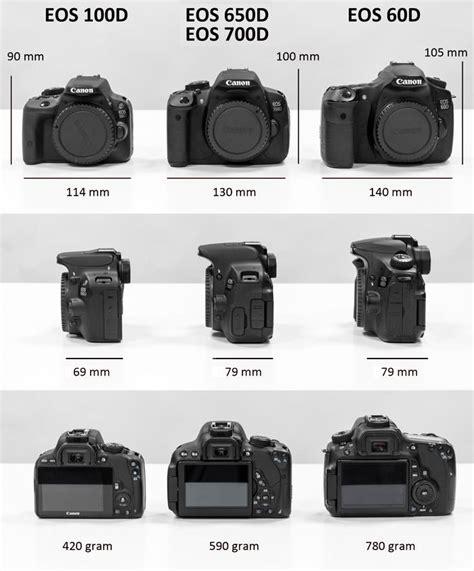 Kamera Canon 700d Vs 600d test canon 100d de kleinste slr