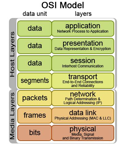 understanding the osi seven layer networking model osi model layers in computer networks pdf bank exams today