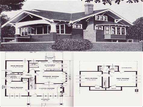 1920s bungalow floor plans 1910 craftsman bungalow kitchens 1920s craftsman bungalow