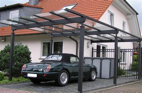das carport was bietet das carport dem auto eigentlich im sommer