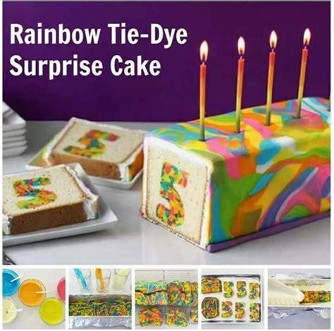 Kuchen Mit Zahl Innen
