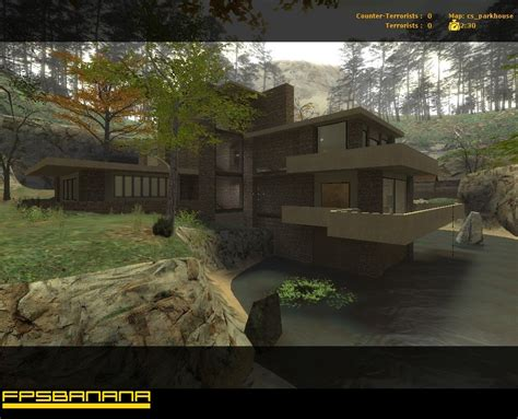 house source cs parkhouse counter strike source gt maps gt hostage