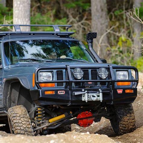Jeep Bull Bar Xj Arb3450080