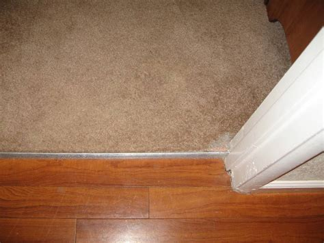 laminate flooring to carpet transition on concrete blitz