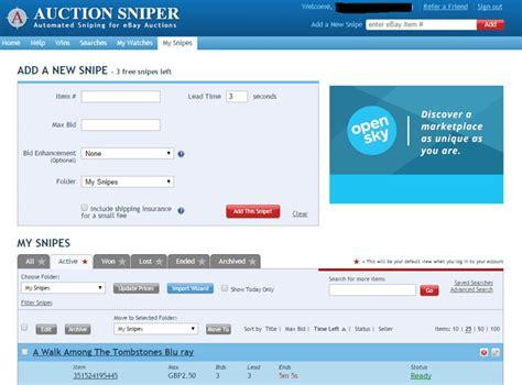 ebay bid ebay autobid auction turbo sniper nnnewest version