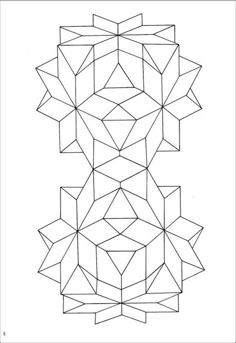 infinite designs coloring pages 41 best images about geometric quilt designs on pinterest