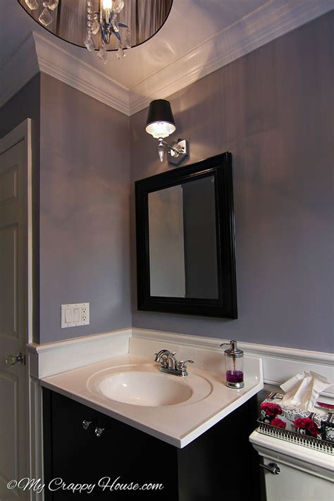 lavender and gray bathroom 25 best ideas about purple bathrooms on pinterest
