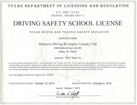 safe driving certificate template madrat co