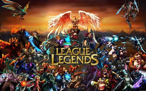 league  legends video games character computer hd