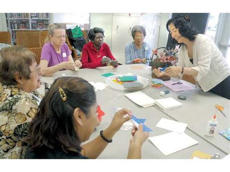 Origami Classes For - ancient a benefit for seniors