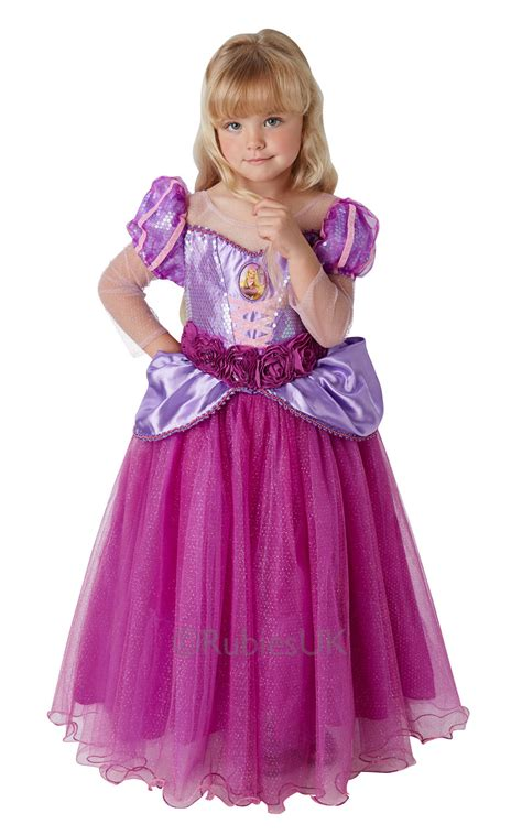 Dress Disney Premium premium rapunzel costume s world book day fancy
