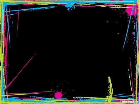 artistic powerpoint templates border clip graphicpanic