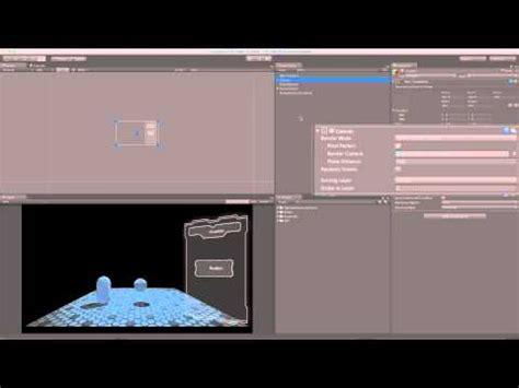 unity tutorial canvas ui canvas unity official tutorials