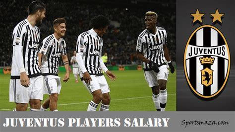 ronaldo juventus income juventus players salaries 2018 19 how much ronaldo get paid
