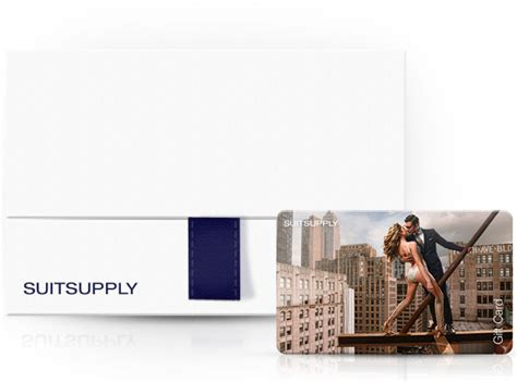 giftcards suitsupply online store - Suit Supply Gift Card