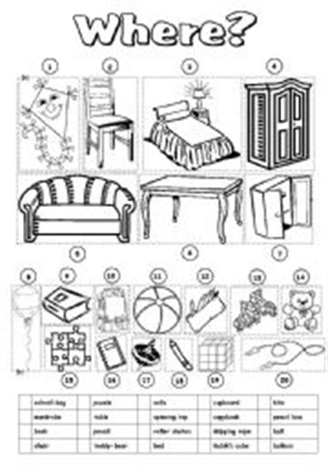 Free House Plans For Students Where Worksheet By Gabriela Sandru