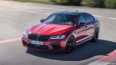 bmw  competition front  quarter hd