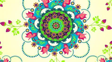 imagenes mandalas para fondo de pantalla mandala flowers fondos de pantalla gratis para