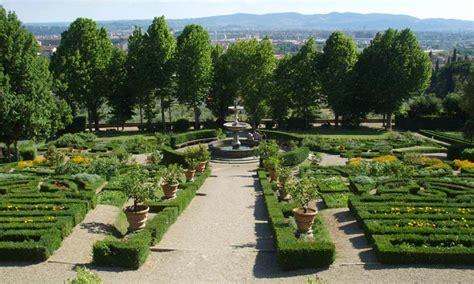 gardens in tuscany villa la petraia podere santa pia