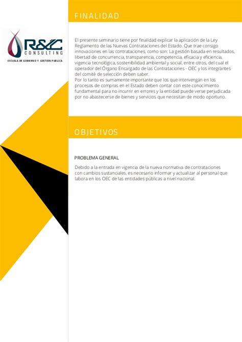 novedades en el nuevo reglamento de las contrataciones pblicas 2016 curso el nuevo reglamento de las contrataciones del estado