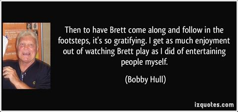 it s the plumber i ve come to fix the brett hull quotes quotesgram