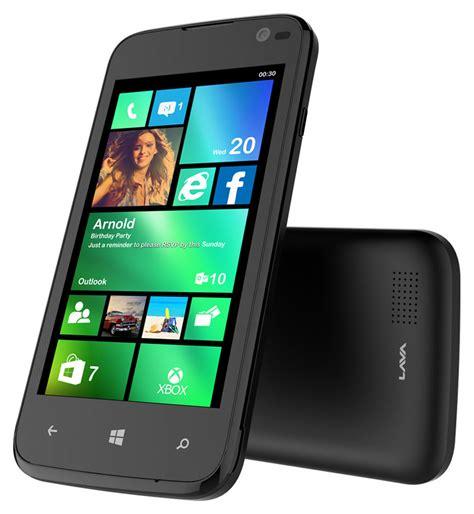 Windows Phone Ram 1gb lava iris win1 with snapdrgon processor 1gb ram windows phone 8 1 launched for rs 4999