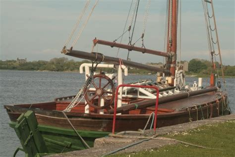 find a fishing boat for sale scotland loch fyne skiff type fishing wooden sailing vessel for sale
