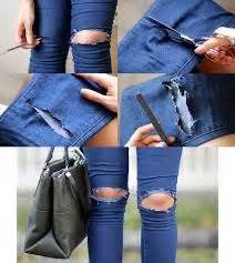 ideas para decorar jeans rotos m 225 s de 25 ideas incre 237 bles sobre imagenes de pantalones