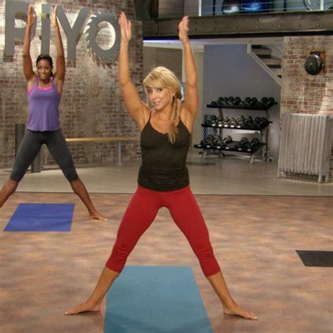 new piyo workout by chalene johnson to burn build