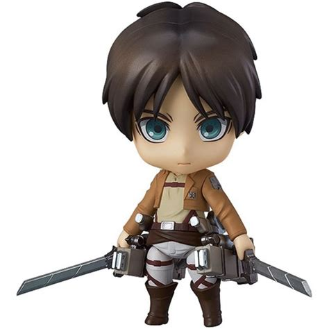 Nendoroid Attack On Titan Eren Yeager nendoroid no 375 attack on titan eren yeager