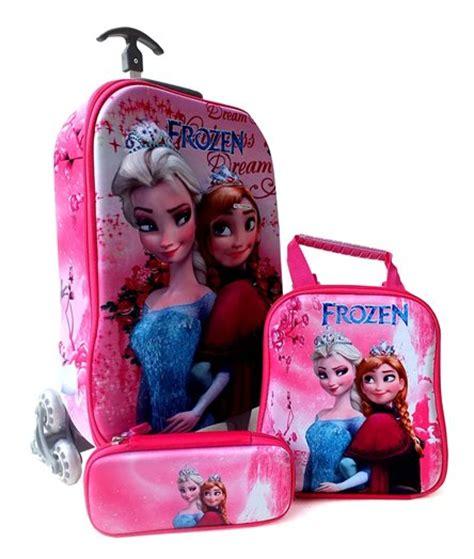 Tas Ransel Anak Ben 10 Frozen Marsya tas trolly roda 6 toko bunda
