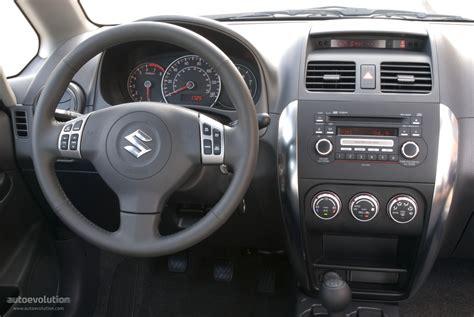 suzuki sx sedan specs