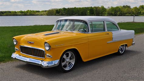 chevrolet wheels classic wheels 1955 chevrolet 210 two door sedan