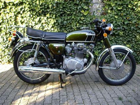 honda cb 250 k4 1972 from christian wolf