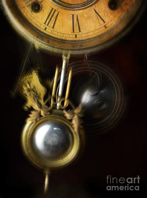 swinging pendulum clock clock pendulum swinging photograph by jill battaglia