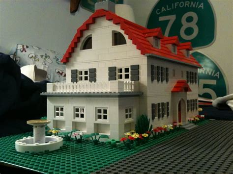 how to build a custom house custom build lego amityville horror house home cc
