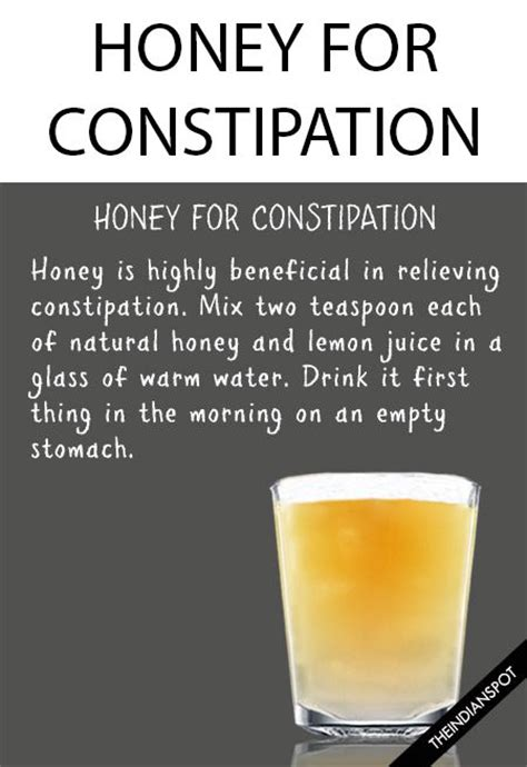 Detox Juice Recipes For Constipation by 25 Best Ideas About Constipation Remedies On
