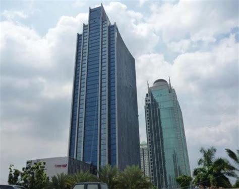 jual murah kantor  menara tcc batavia tower