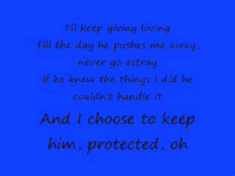 lyrics creeper tlc lyrics