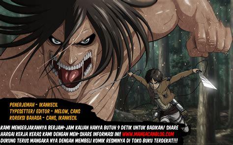 Komik One 1 72 shingeki no kyojin 72 indonesia hal 1 terbaru baca